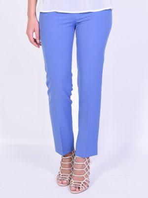 Παντελόνι κρεπ γαλάζιο