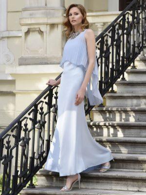 Φόρεμα Μάξι Baby Blue