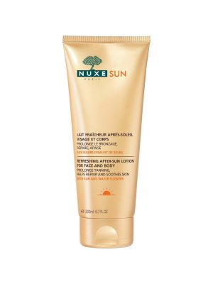 NUXE AFTER SUN LOTION FOR FACE AND BODY 200ML